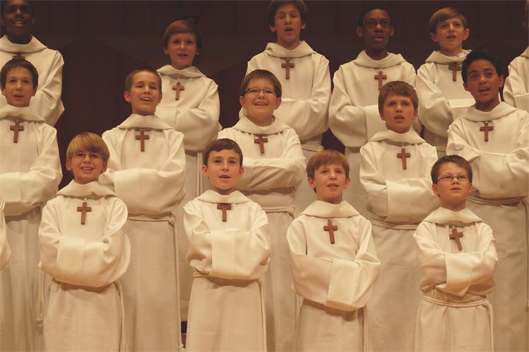 프랑스를 상징하는 평화의 사도! 전 세계 유일의 보이 소프라노 아카펠라 합창단, 파리나무십자가 소년합창단 크리스마스 특별 초청 공연